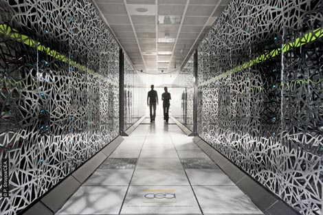 The French supercomputer Curie